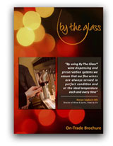 By The Glass Brochure