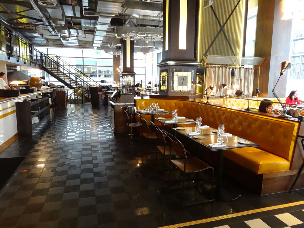 Bread Street Kitchen London By The Glass 174