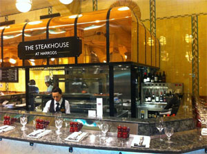 Harrods chooses By The Glass