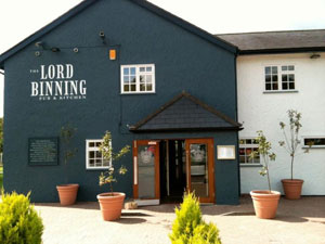 The Lord Binning Pub & Kitchen, Kelsall, Cheshire